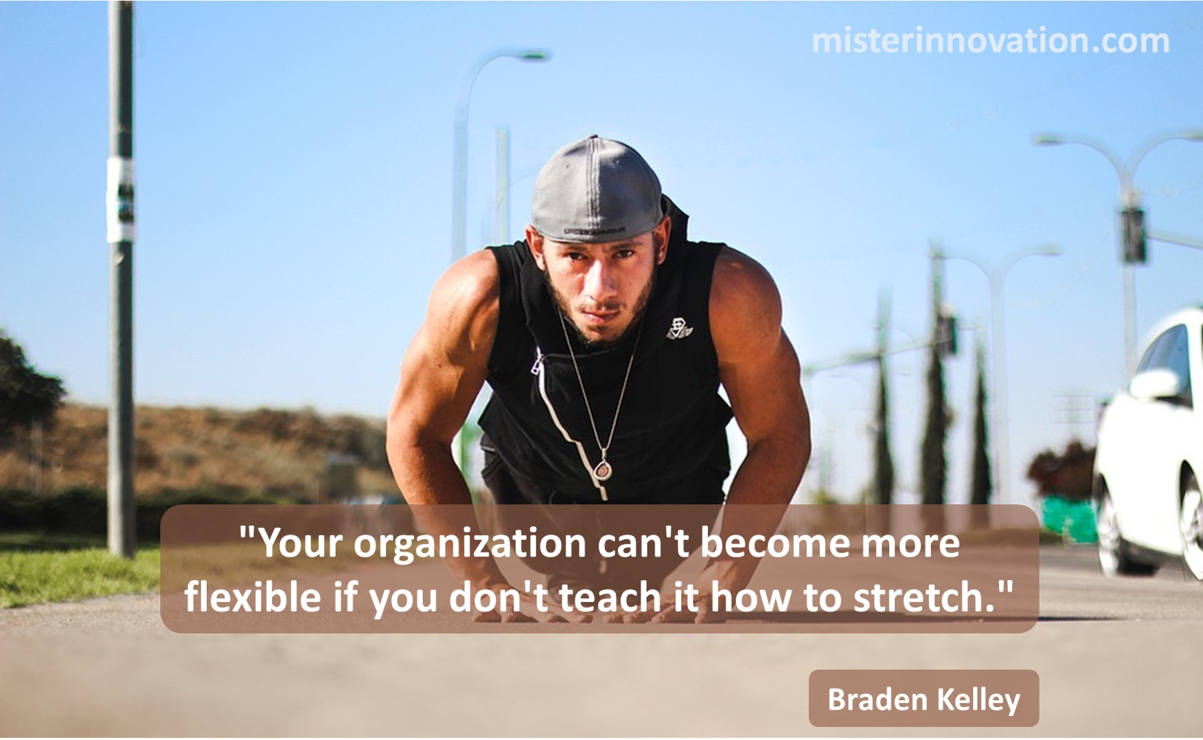 Organization Stretching
