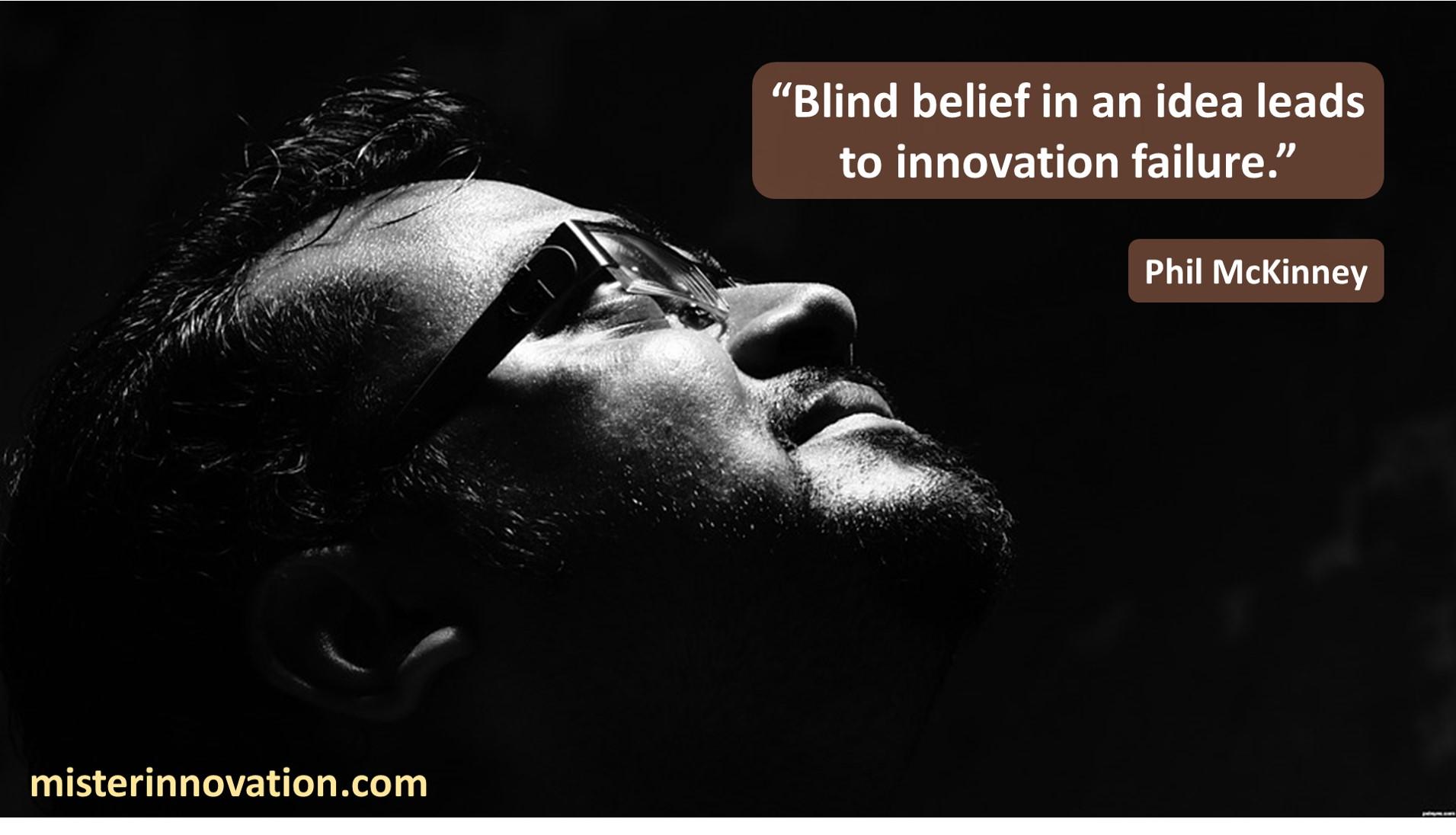 Phil Mckinney Blind Belief