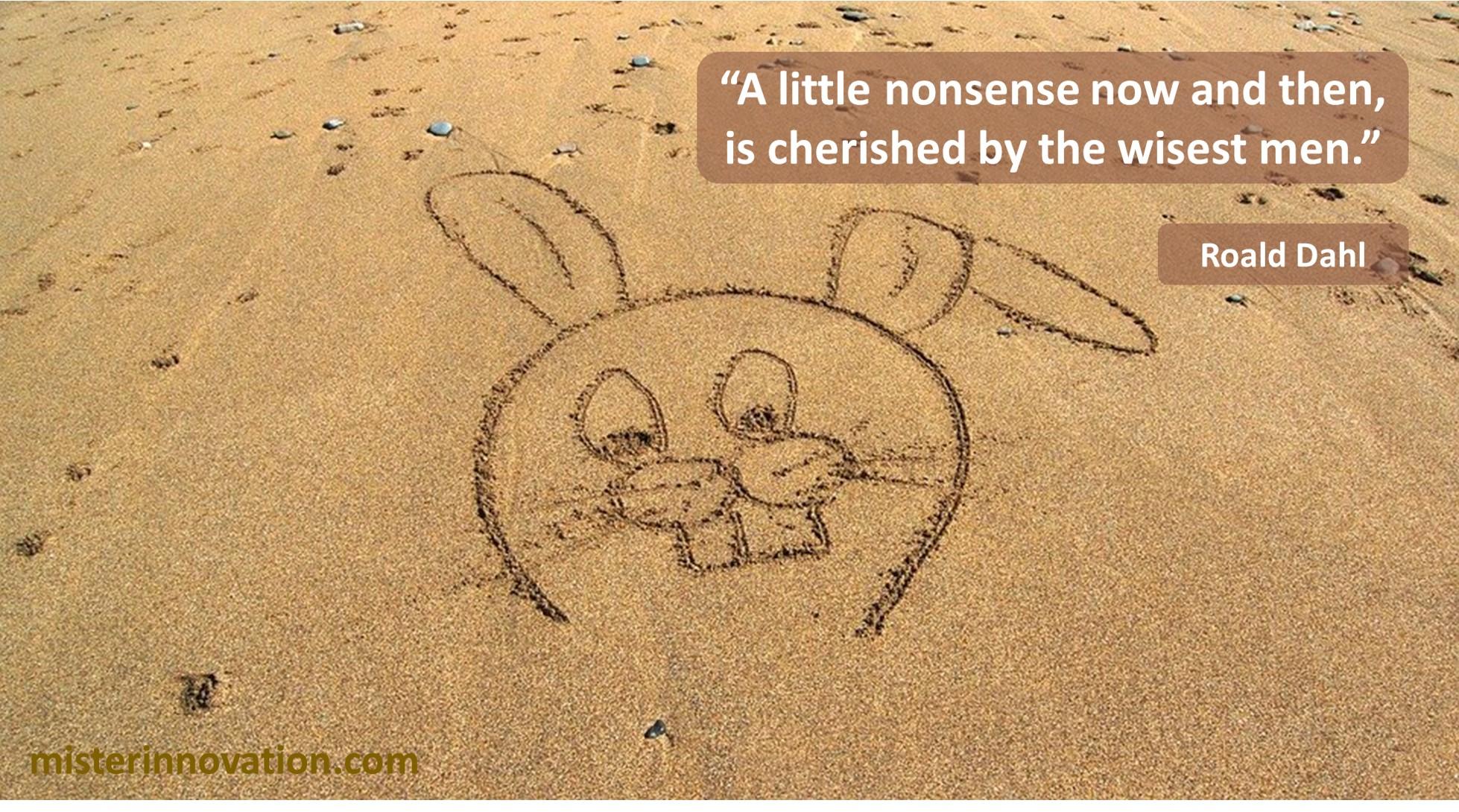 Roald Dahl Nonsense