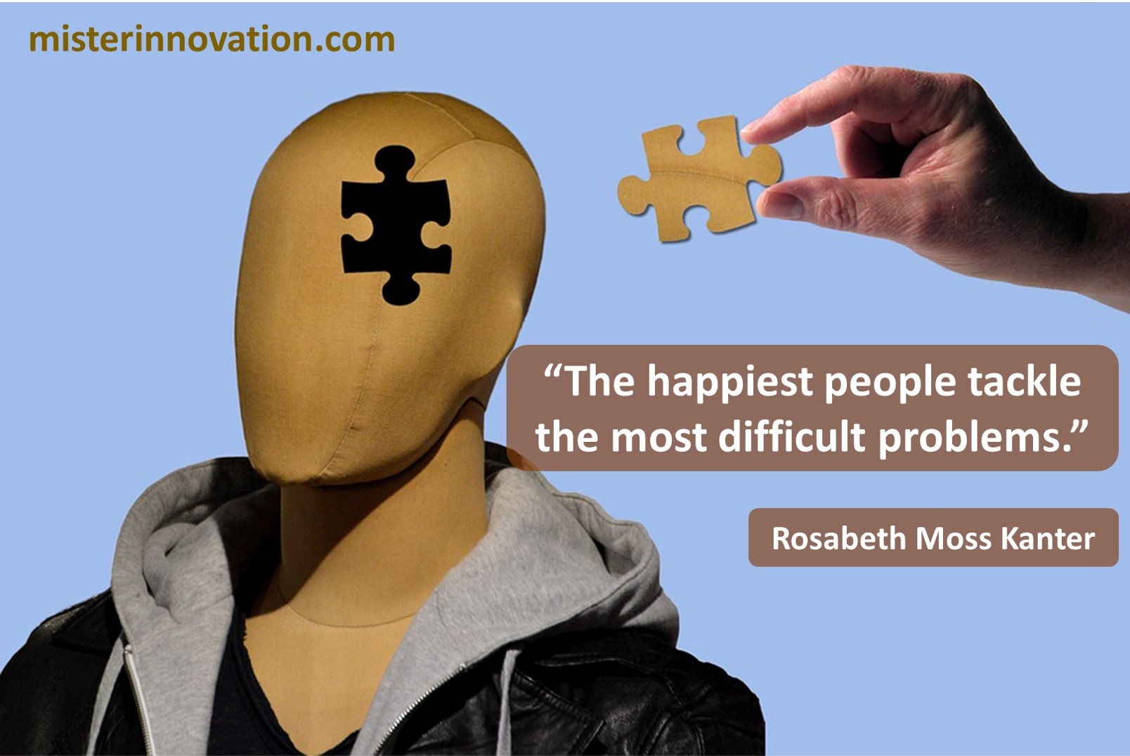 Rosabeth Moss Kanter Happiness