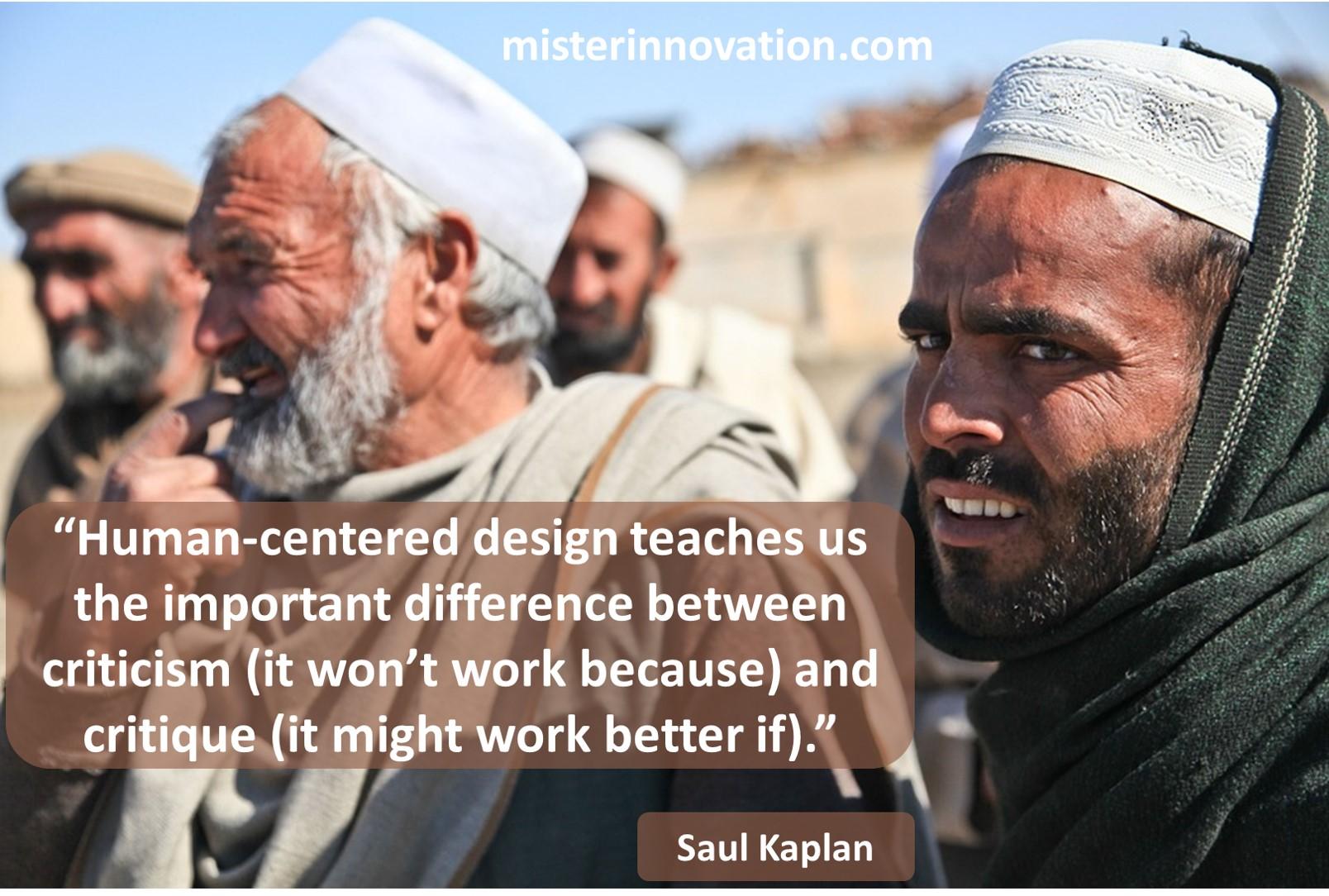 Saul Kaplan Human Centered Design