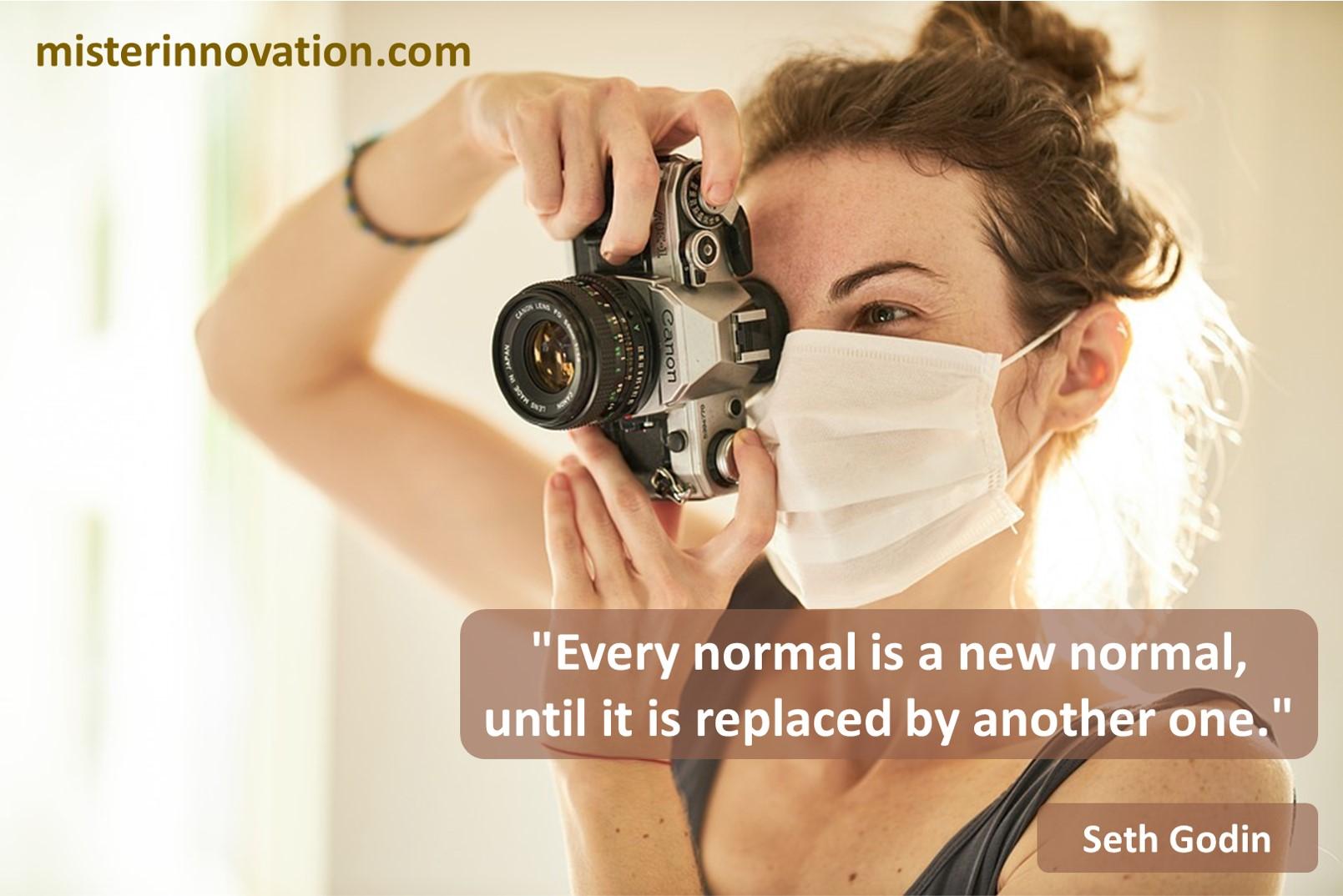 Seth Godin New Normal
