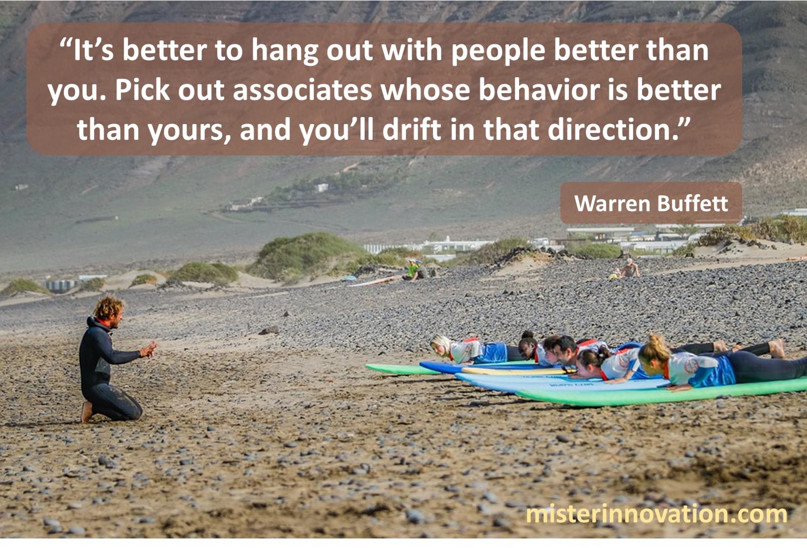 Warren Buffett Associates