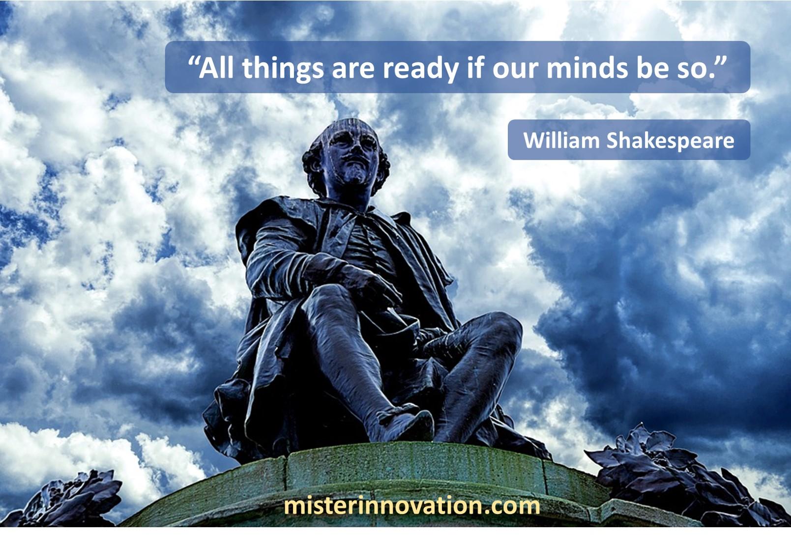 William Shakespeare Minds