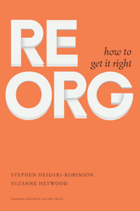 Reorg Book Cover