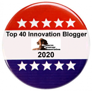 Top 40 Innovation Bloggers of 2020