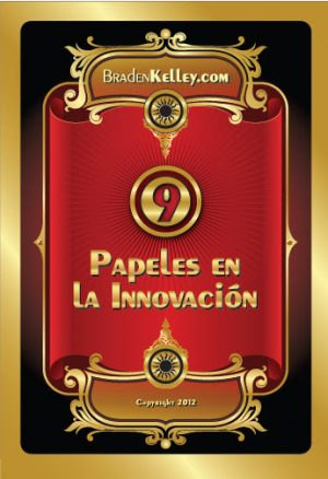 Nine Innovation Roles Spanish