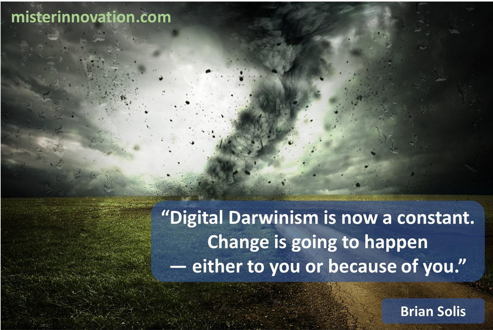 Brian Solis Digital Darwinism
