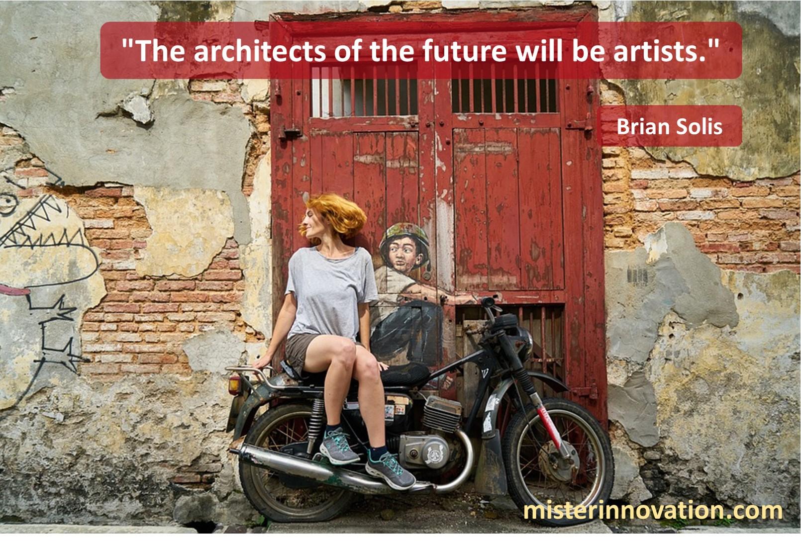 Brian Solis Future Artists