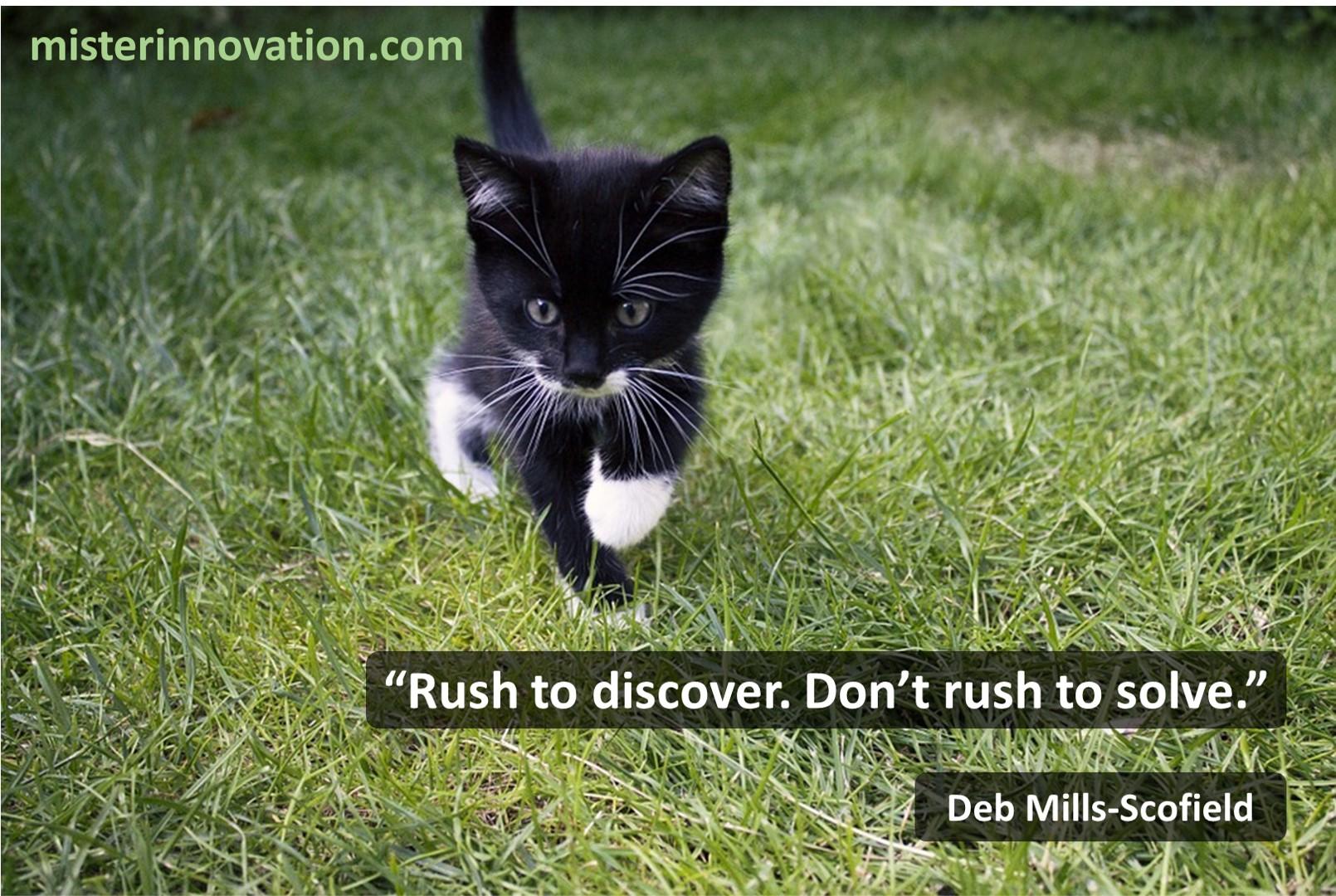 Deb Mills-Scofield Discover