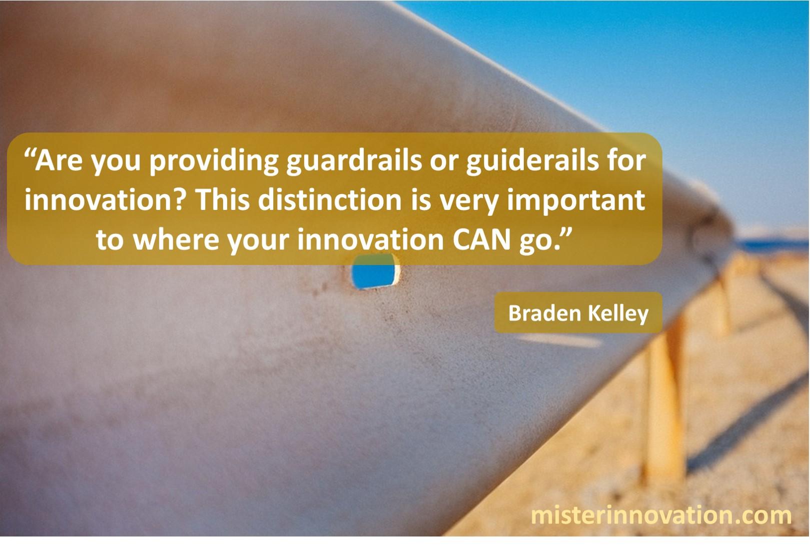 Innovation Guardrails