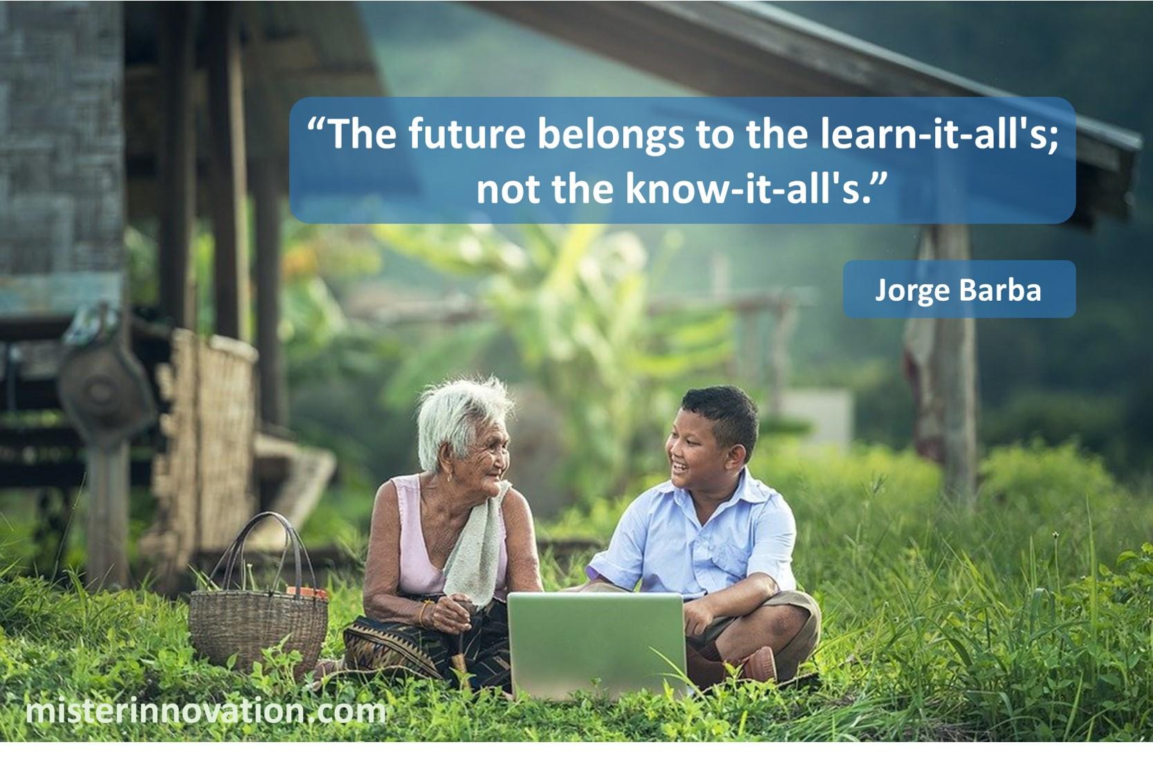 Jorge Barba Future Learning
