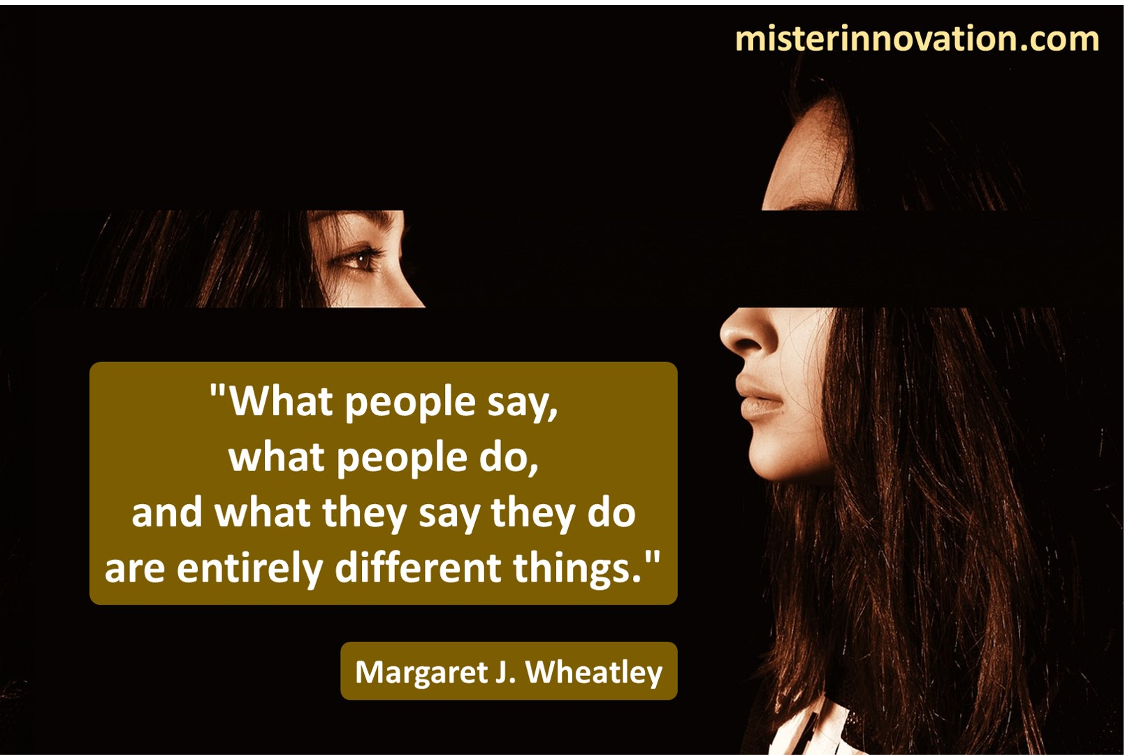 Margaret J Wheatley What People Say