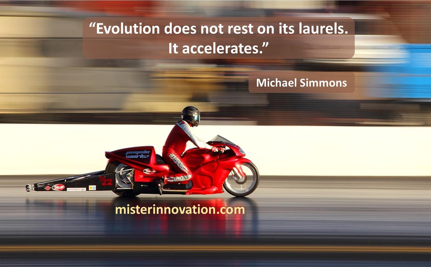 Michael Simmons Acceleration