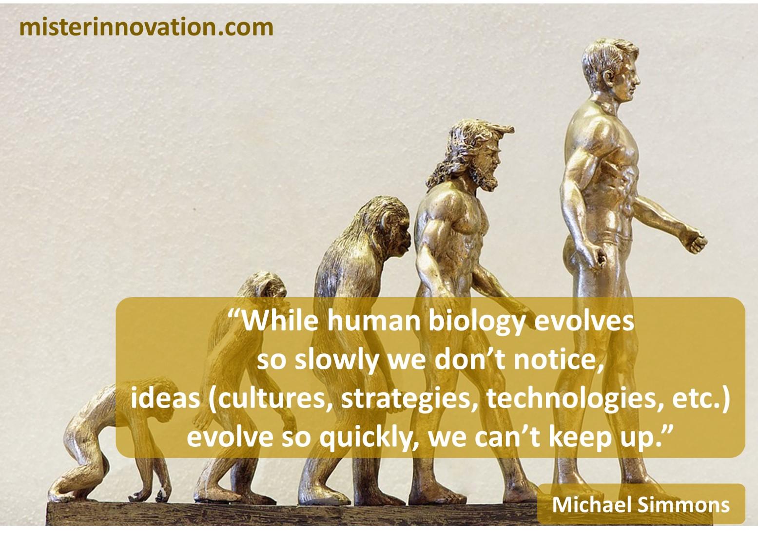 Michael Simmons Human Biology