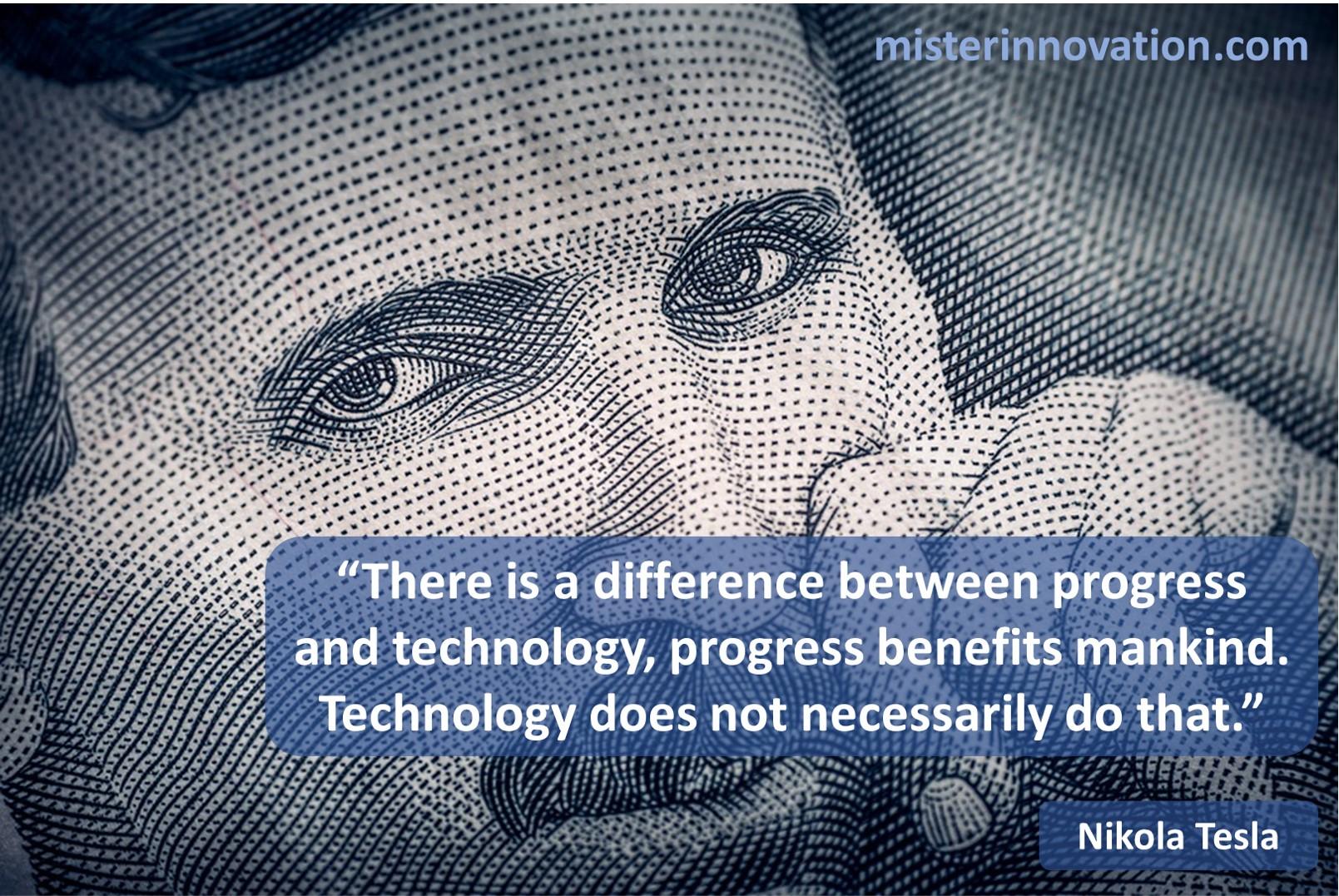 Nikola Tesla Progress