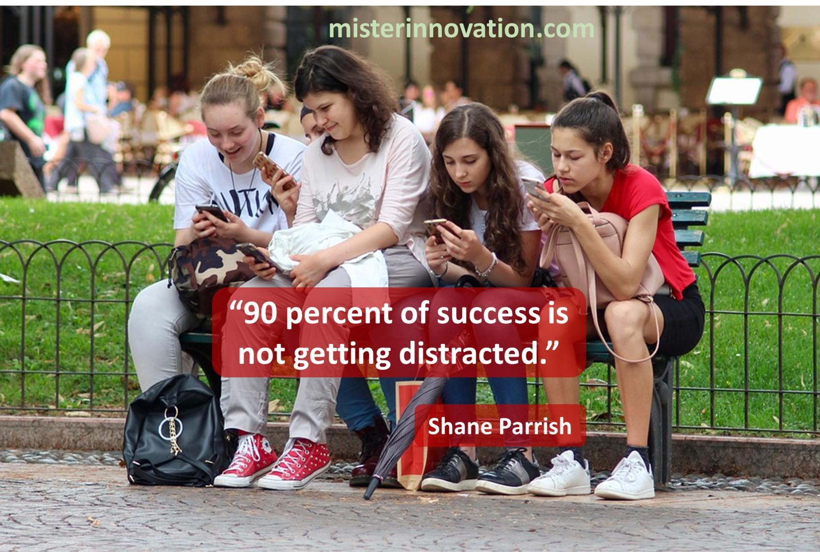 Shane Parrish Success