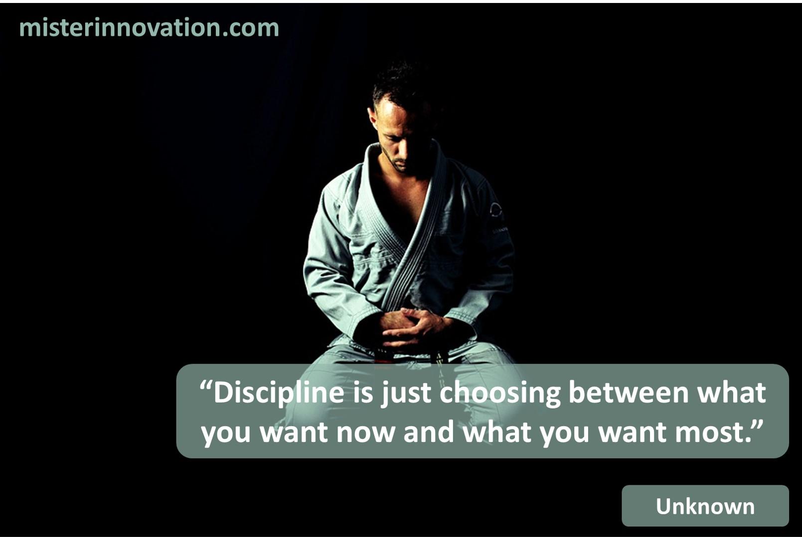 Unknown Discipline