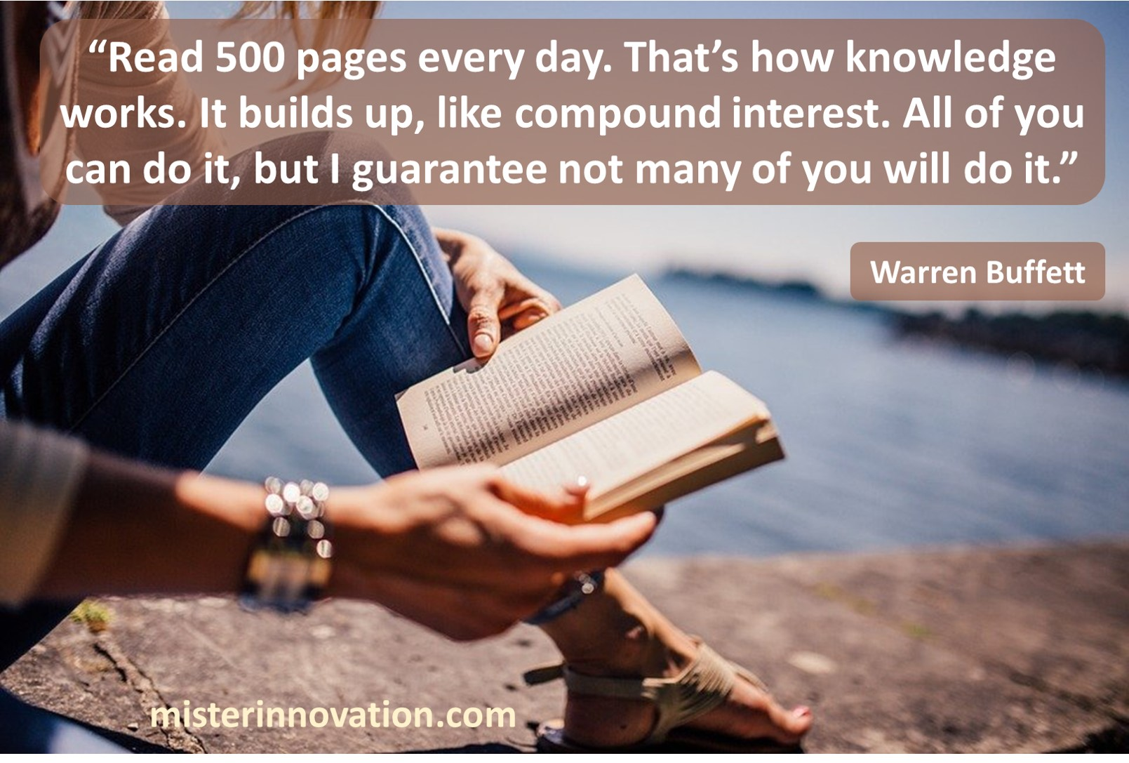 Warren Buffett Reading