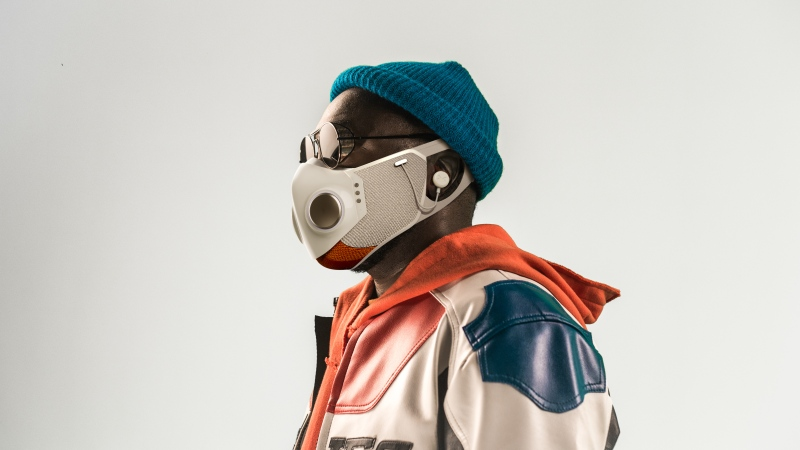 Xupermask on WILL.I.AM