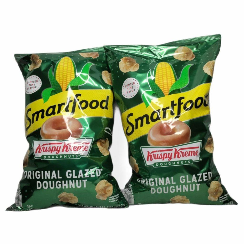 Krispy Kreme Smartfood